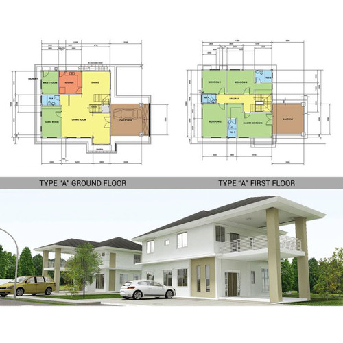 Lot 4524, KIARONG  RESIDENTIAL