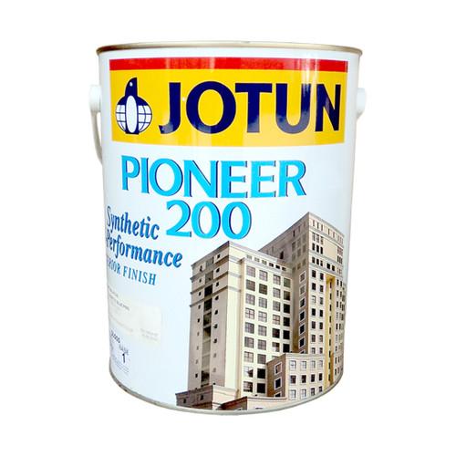 Jotun Pioneer 200 (White) P000