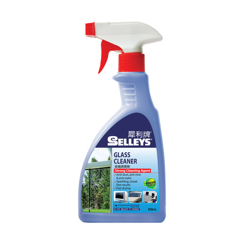 Selleys Glass Cleaner 500Ml
