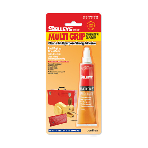 Selleys Multi Grip 30Ml