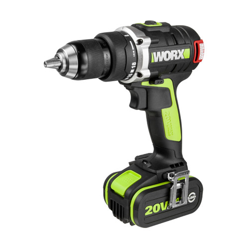 Worx 20V Max Li-Ion Brushless Drill Driver (Wu175)