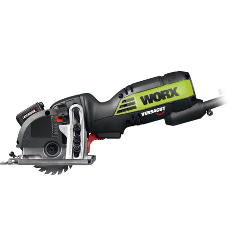 Worx 85Mm 400W Plunge Circular Saw (Wu420)