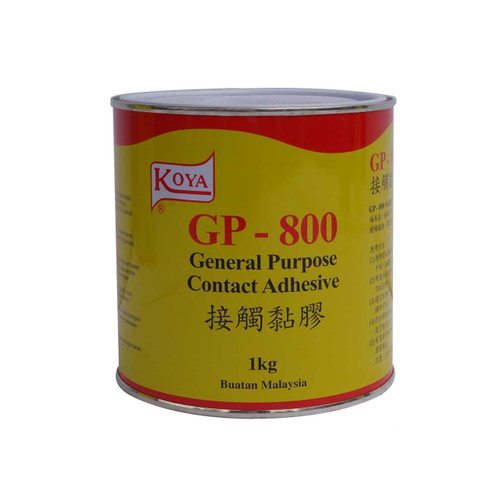 Koya Contact Adhesive GP800 1KG P815