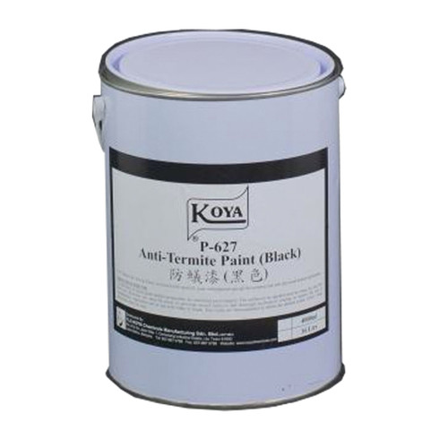 Koya Anti Termite Paint 4L P627 (Black)
