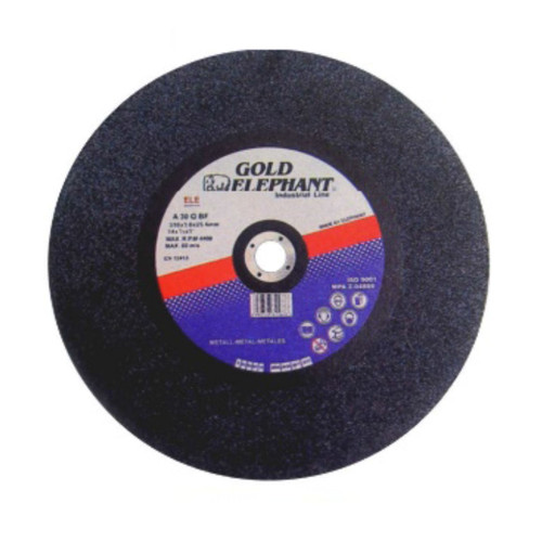 "Gold Elephant Cutting Disc 12""X3MMX25.4"