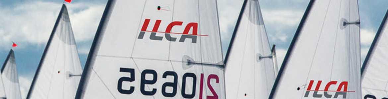 ILCA Sailing Banner