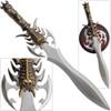 Scorpion King Elder Scrolls Sword Fantasy Dagger of Craglorn Sta