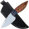 EDC Essential Urban Knife J2 German Steel Full Tang Skinner Custom Made