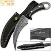 WHITE DEER Mission Tactical Karambit Knife