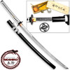 MOSHIRO Shadow Warrior Handmade Katana Sword