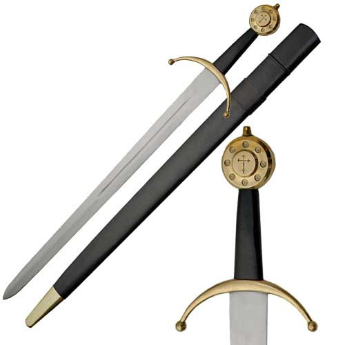 Edward III Medieval Sword