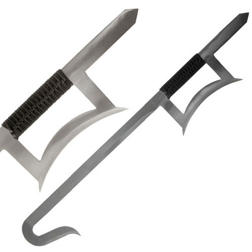 Chinese Hook Sword Set of 2pcs