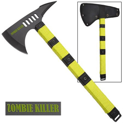 Zombie Killer Tactical Tomahawk