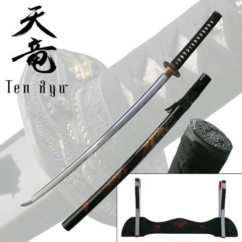Ten Ryu - Hand Forged Samurai Sword
