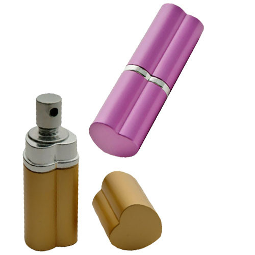 New!  Heart Shaped Lipstick Pepper Spray