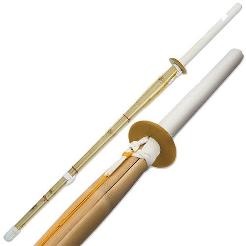 Kendo Bamboo Shinai Training  Practice Sword