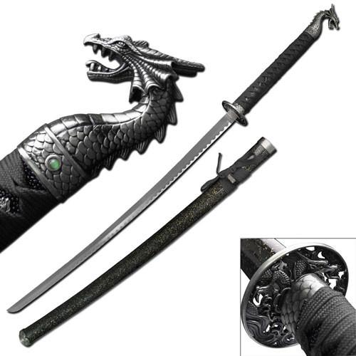 dragon slayer katana Sword