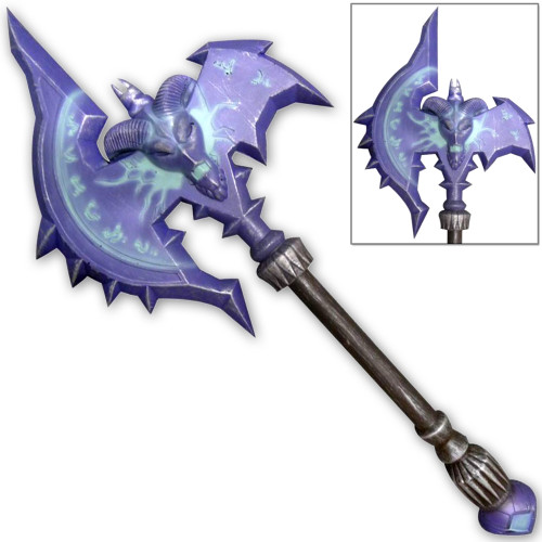 FOAM WoW Shadowmourne Deluxe War Axe