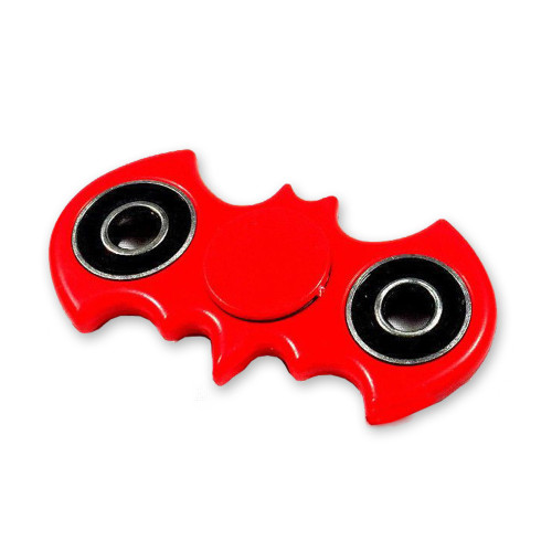 Fidget Spinner Sky Red Bat Toy