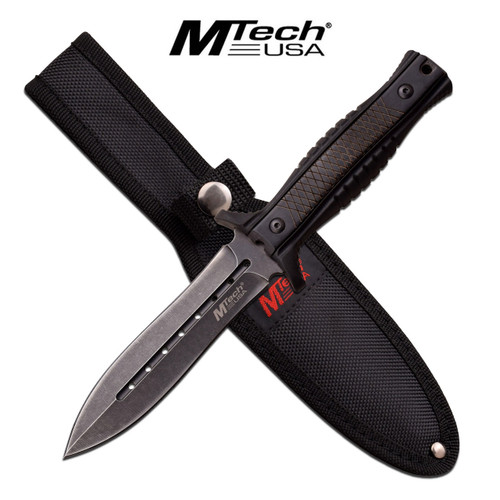 MTech USA Combat Dragoon Double Edge Spear Knife
