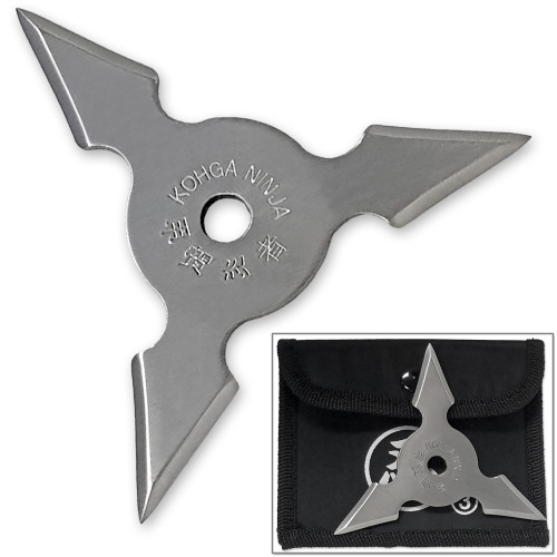 Trinity Blade Koga Ninja Throwing Star