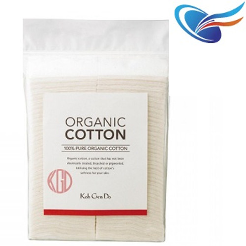 Japanese Organic Cotton Vape Pads 30 Pack