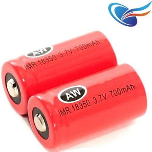 AW IMR 18350 MOD Battery