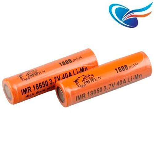 Imren 18650 1600 mAh 40A Batteries