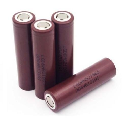 LG HG2 INR18650 LiMn 3000mAh Battery - 20 Amp