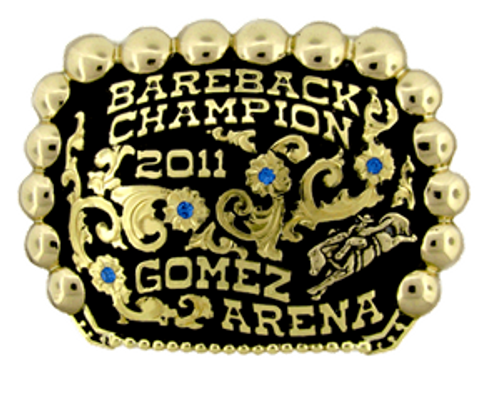 The Richardson Trophy Buckle