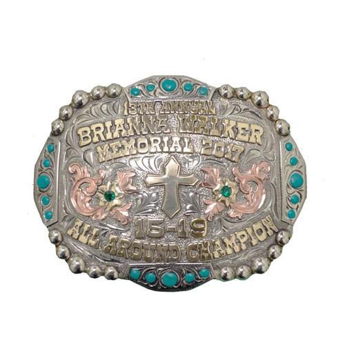 The Yuma Trophy Buckle