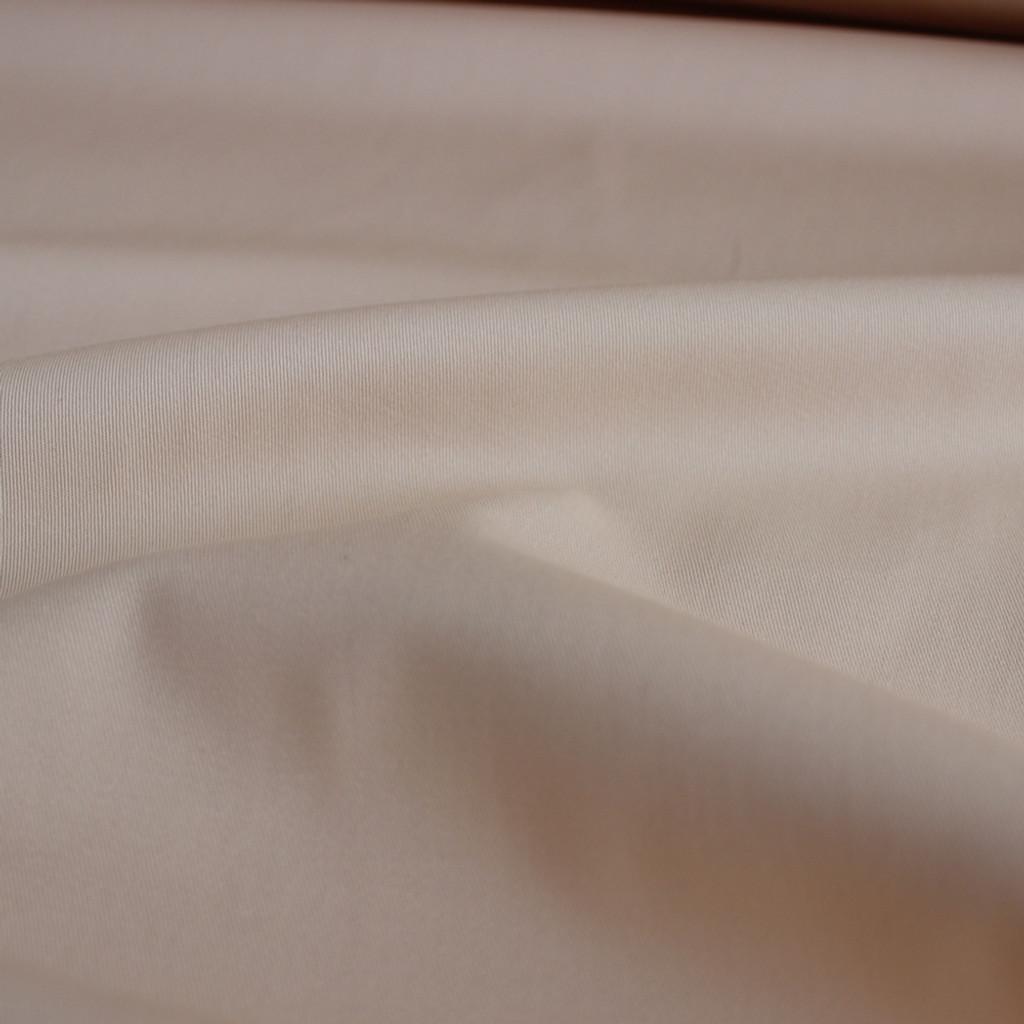 Stretch Cotton Twill - Pale Peach | Blackbird Fabrics