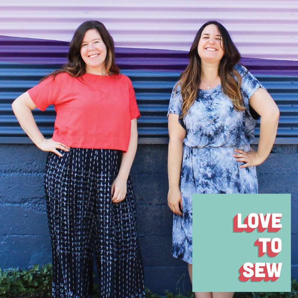 Introducing the Love to Sew Podcast