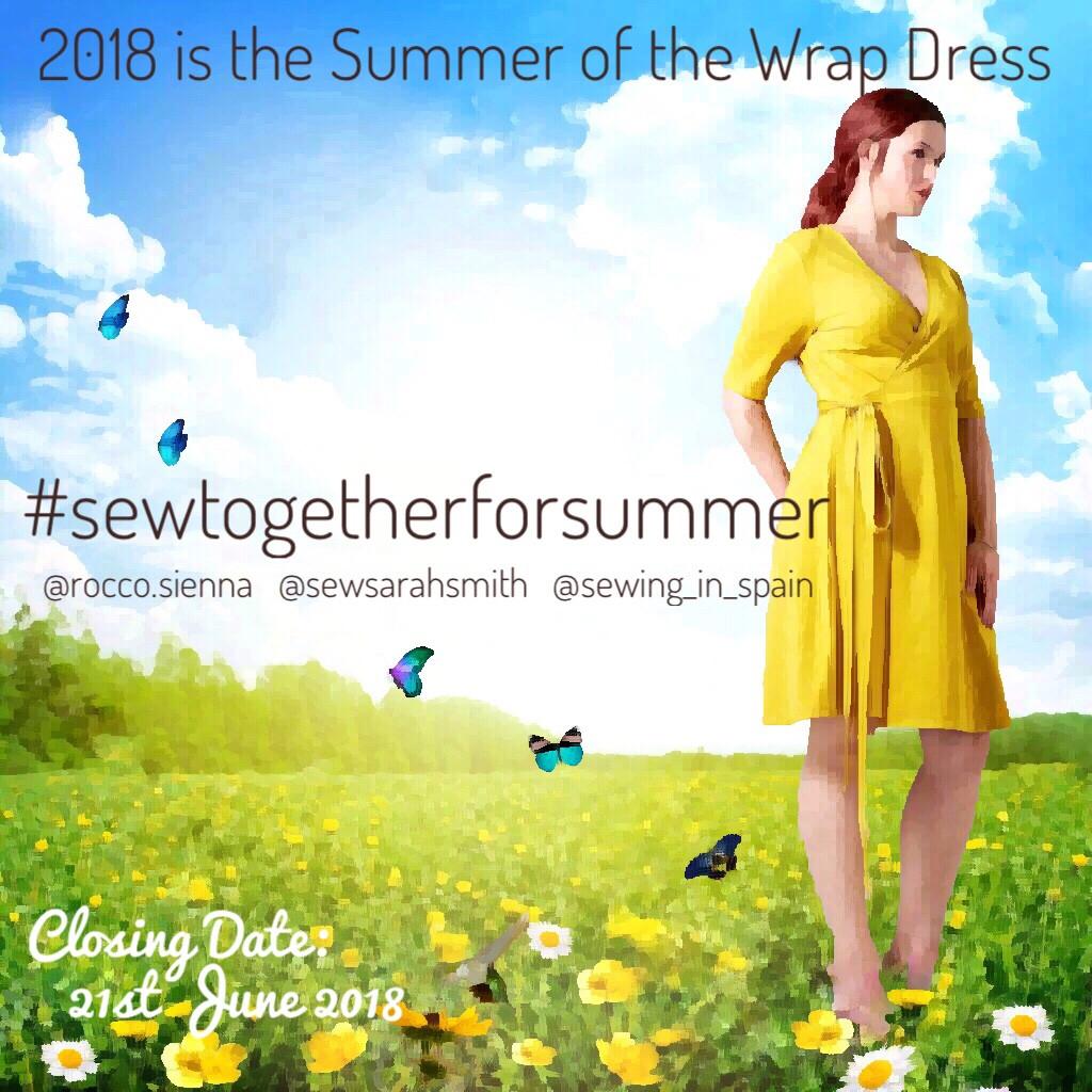Fabrics for Wrap Dresses!