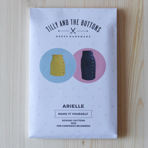 Arielle Skirt by Tilly and the Buttons | Blackbird Fabrics