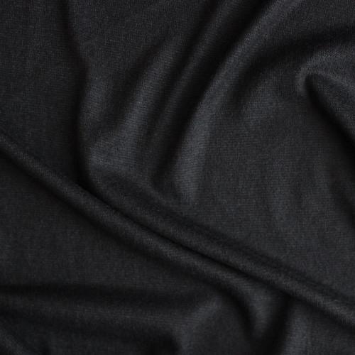 Cloud Sweater Knit - Black | Blackbird Fabrics