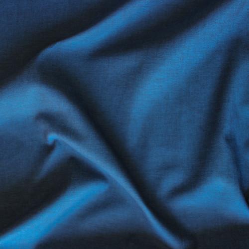 Japanese Cotton Chambray - Indigo Blue | Blackbird Fabrics