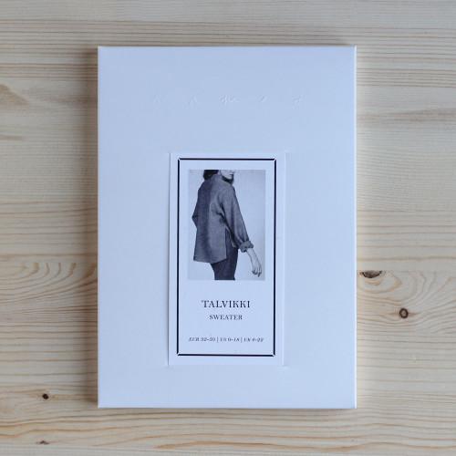 Talvikki Sweater by Named Clothing | Blackbird Fabrics