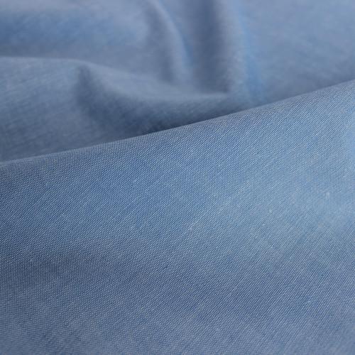 Japanese Cotton Chambray - Blue   Blackbird Fabrics
