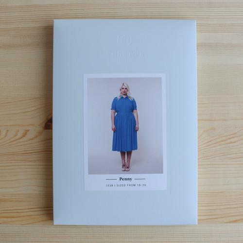 Penny by Colette Patterns | Blackbird Fabrics