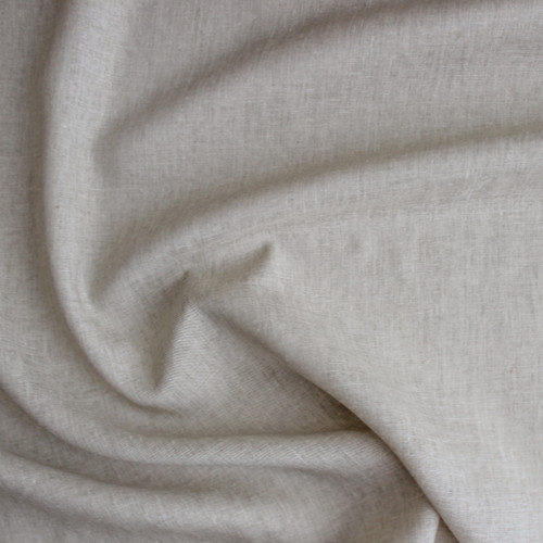 Rayon Linen Voile - Oatmeal | Blackbird Fabrics