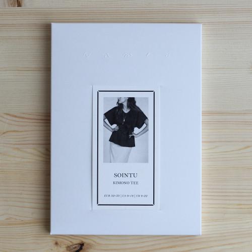 Sointu Kimono Tee by Named Clothing | Blackbird Fabrics
