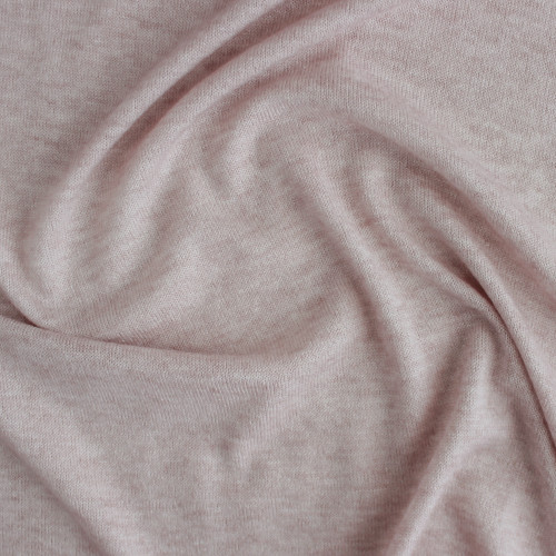 Cloud Sweater Knit - Pale Pink | Blackbird Fabrics