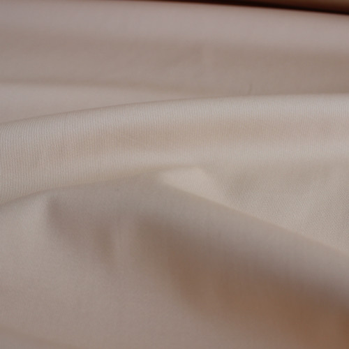Stretch Cotton Twill - Pale Peach | Blackbird Fabrics