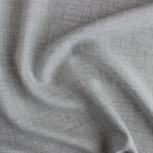 Viscose Voile - Heather Grey | Blackbird Fabrics