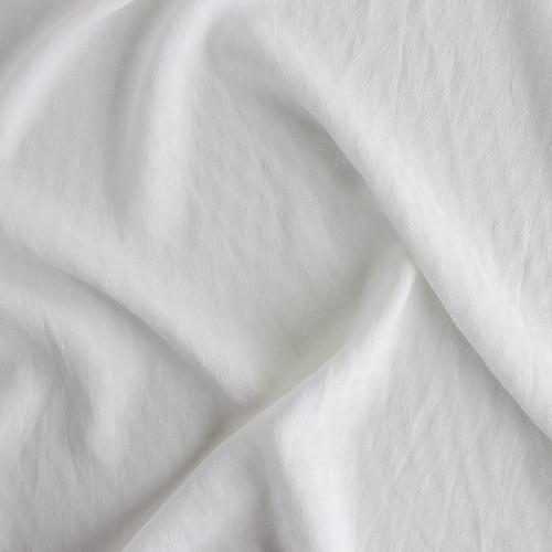 Viscose Dobby - Ivory | Blackbird Fabrics