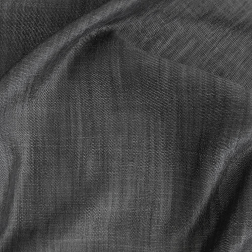 Cross Hatch Tencel Denim - Charcoal | Blackbird Fabrics