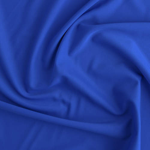 Nylon Swim Tricot - Royal Blue | Blackbird Fabrics
