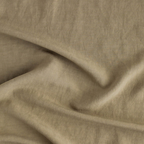 Linen & Viscose Slub -Camel | Blackbird Fabrics