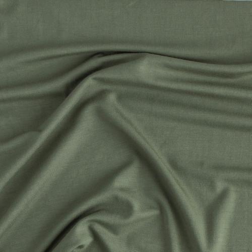 Bamboo Jersey Knit - Sage | Blackbird Fabrics